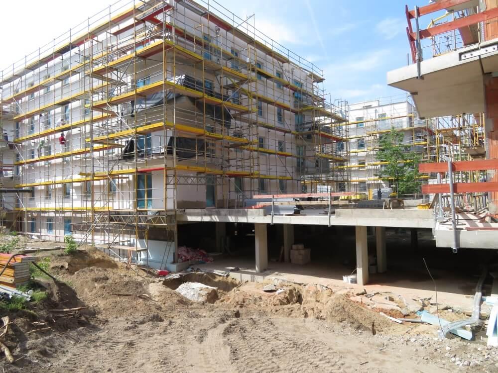 Baubegleitende Beratungen und Qualitätskontrollen - Berlin