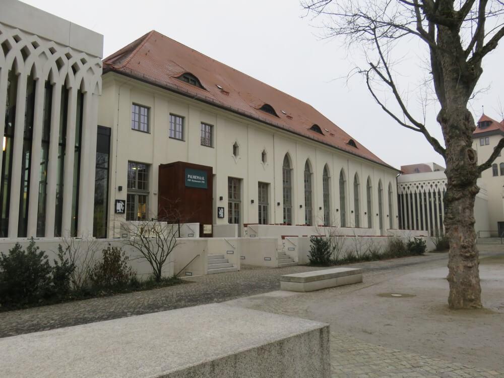Begutachtung Terrasse - Zoo Leipzig
