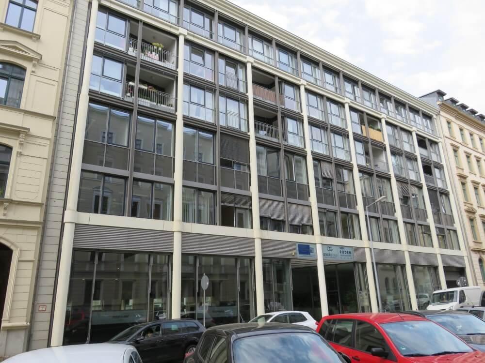 Untersuchungen, Begutachtung, Weiße Wanne (Tiefgarage, Aufzugsschächte, Wasserbehälter) - Leipzig