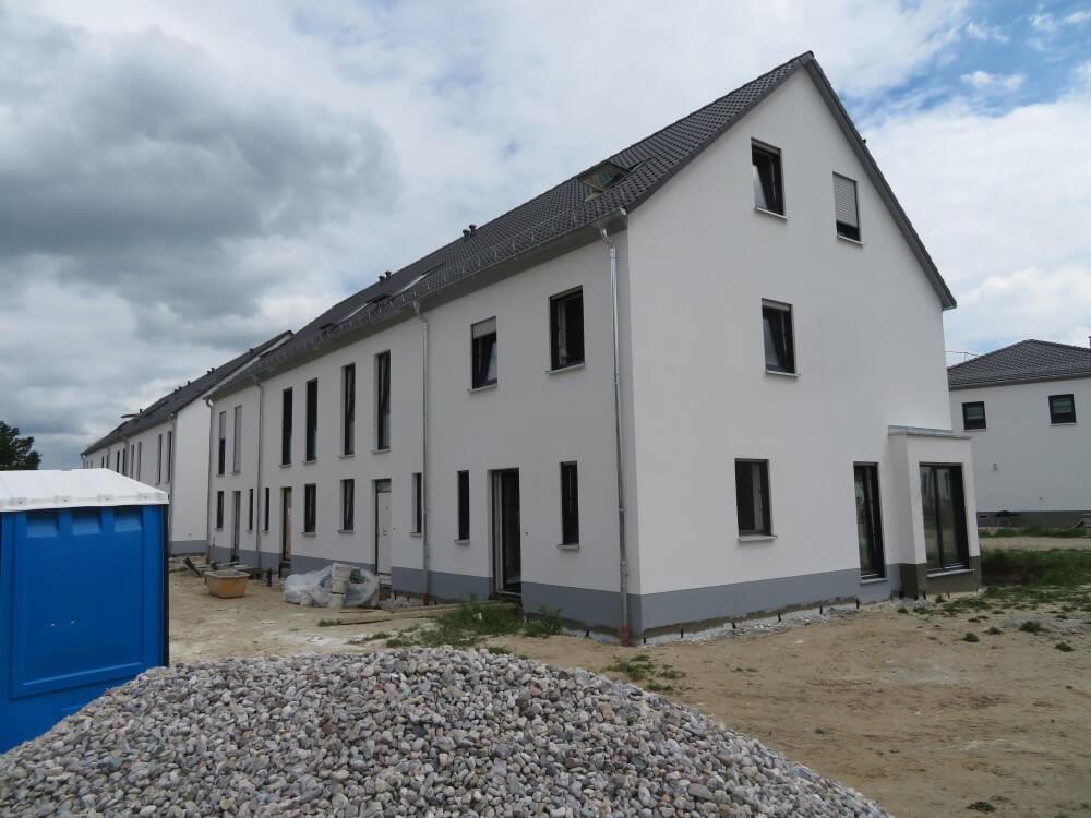 Reihenhaus, Bauberatung - Leipzig